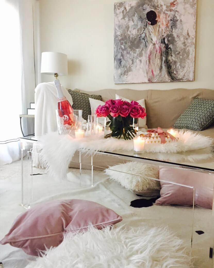DIY: Romantic Recipie