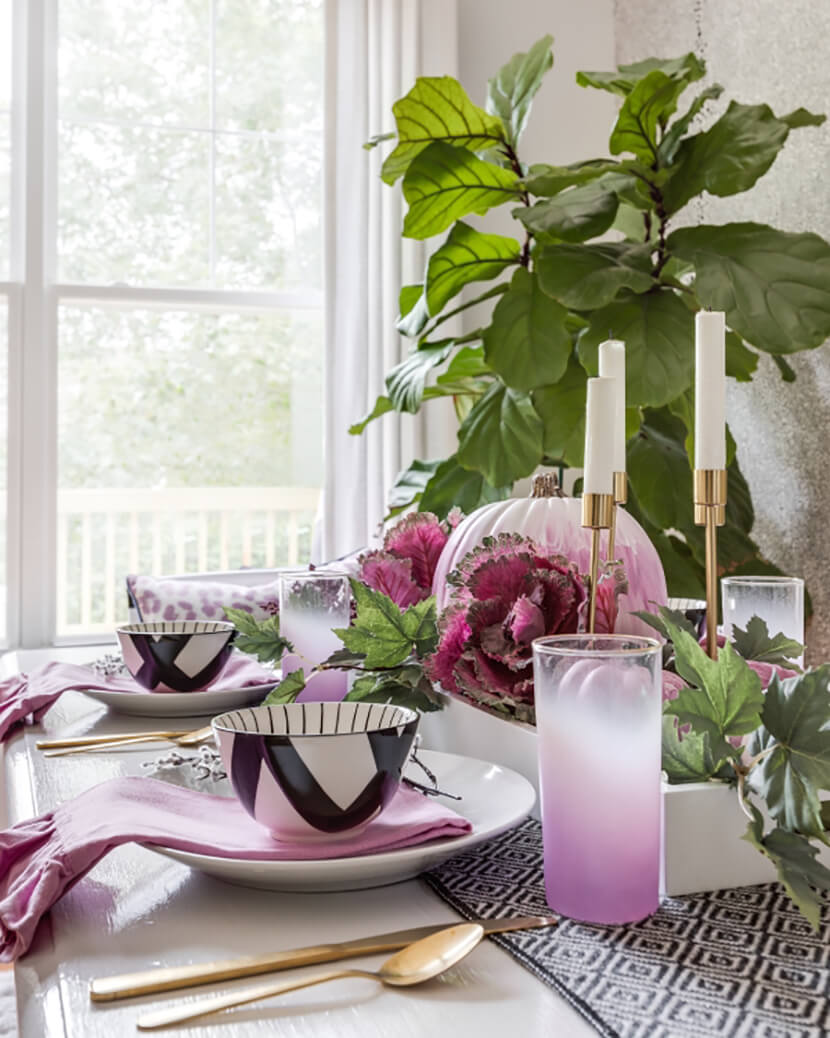 Fall In Love W/These Tablescape Ideas