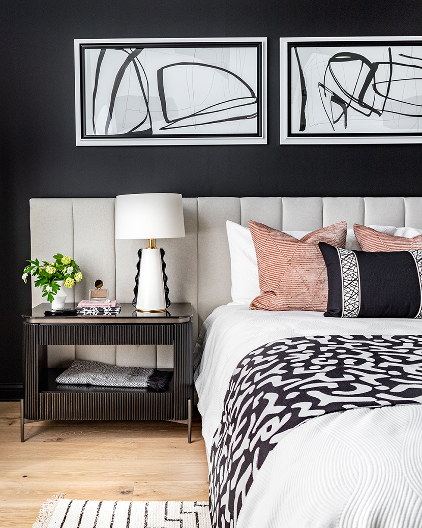 Styling His & Hers Nightstands