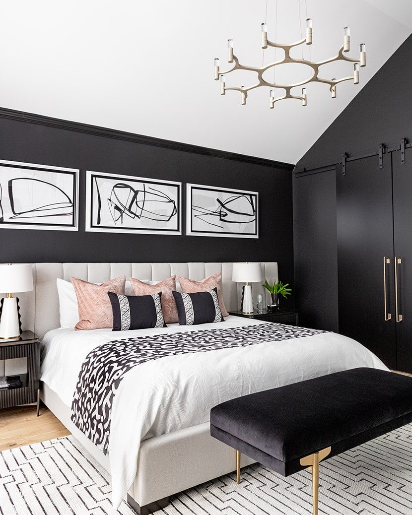 Indy Bedroom: Reveal & Photo Tour